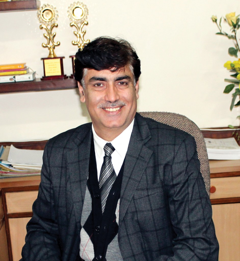 Mr. Alok Virmani, Principal