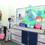 Earth Day Celebration in The Aryan School Dehradun