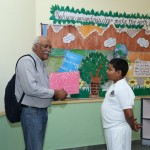 Mr. Ajay Sharma at The Aryan School, Dehradun