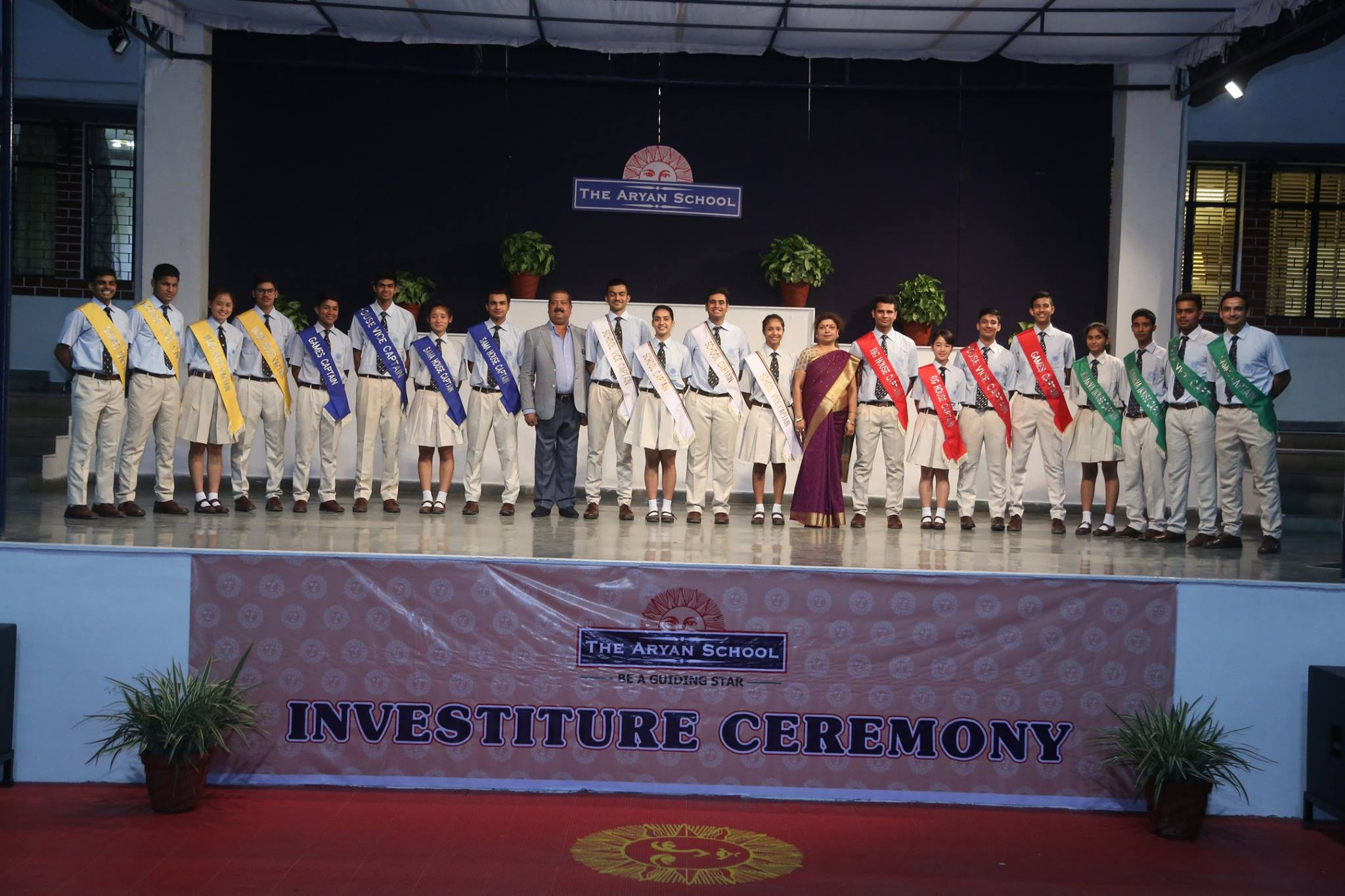 2016 Investiture Ceremony (7)