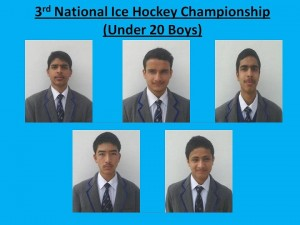 3rd National Ice Hockey Championship (Under 20